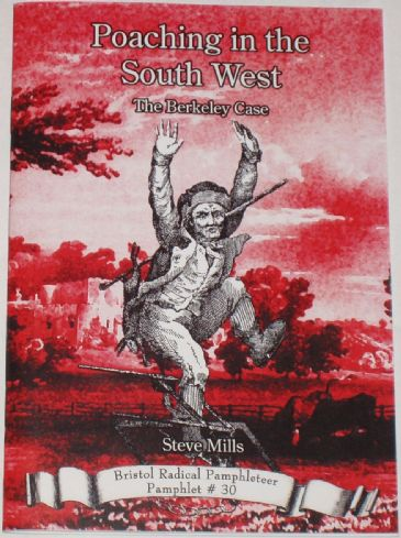 Poaching in the South West - The Barkeley Case, by Steve Mills